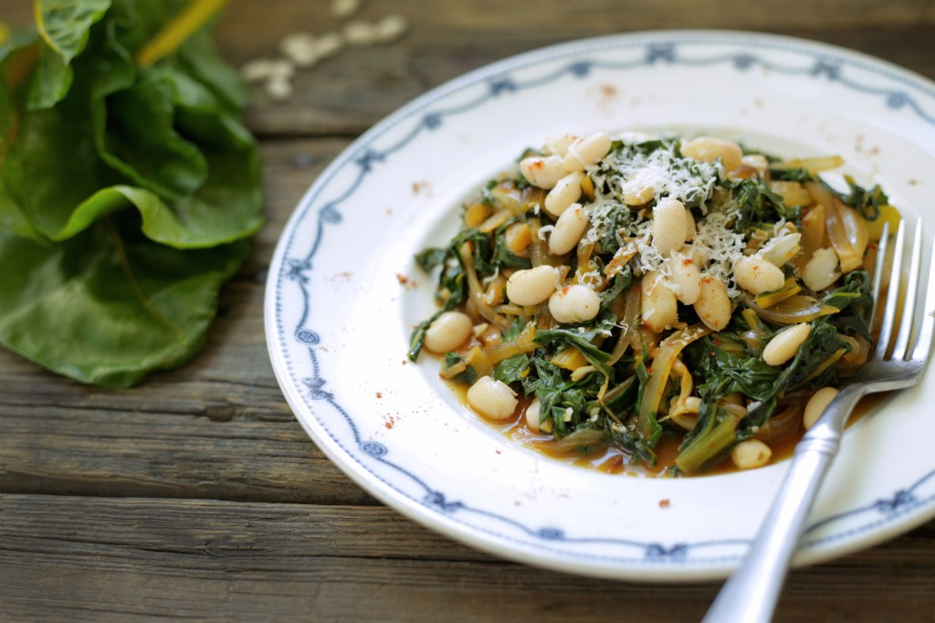 This dish is simple and satisfying. Add a slice of hearty bread and it's a meal (PBS Food)