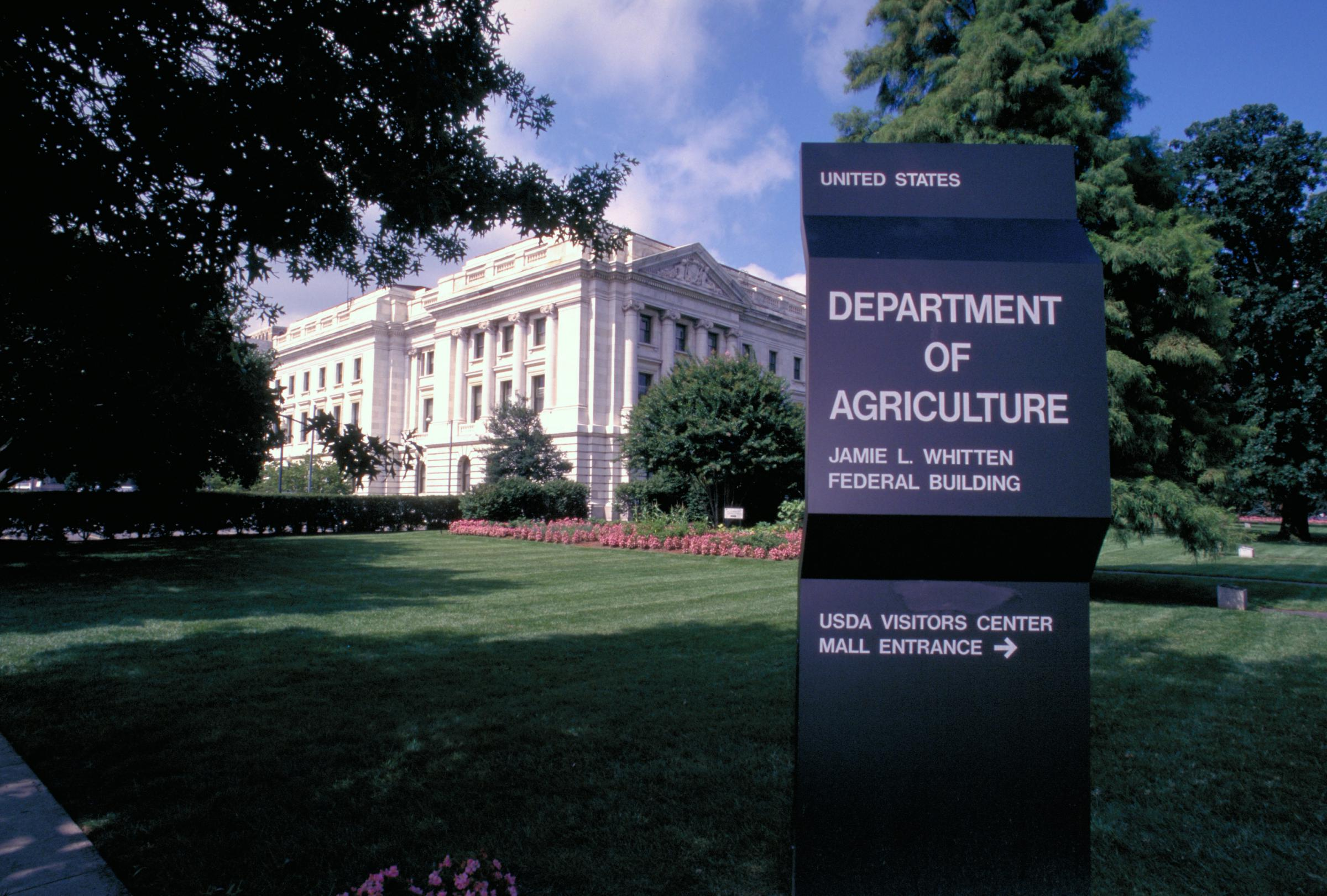 COURTESY USDA