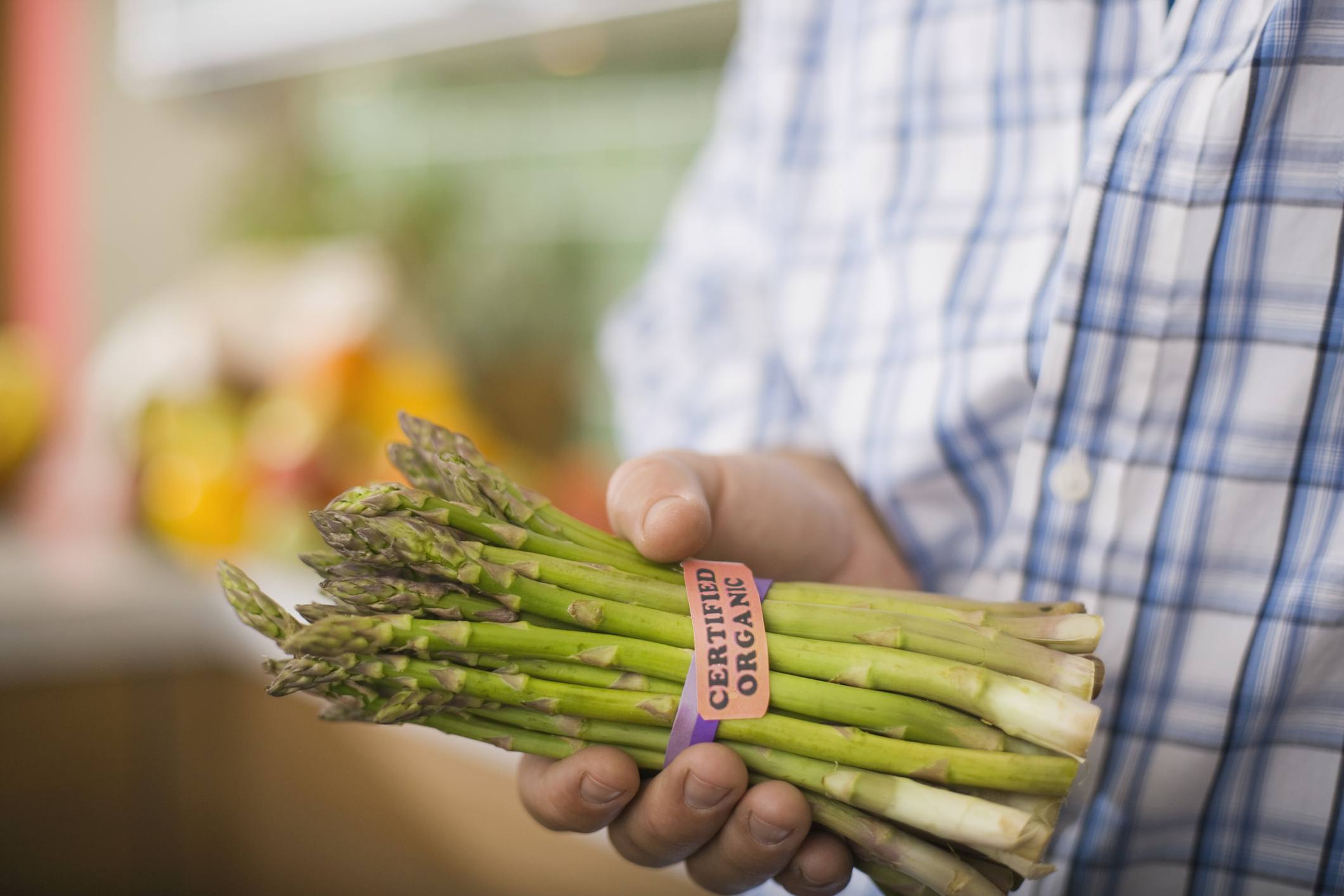 Grocery stores are full of food with labels like organic, cage-free or fair trade that appeal to a consumer's ideals. But there's often a gap between what they seem to promise and what they deliver. (Jupiterimages/Getty Images)