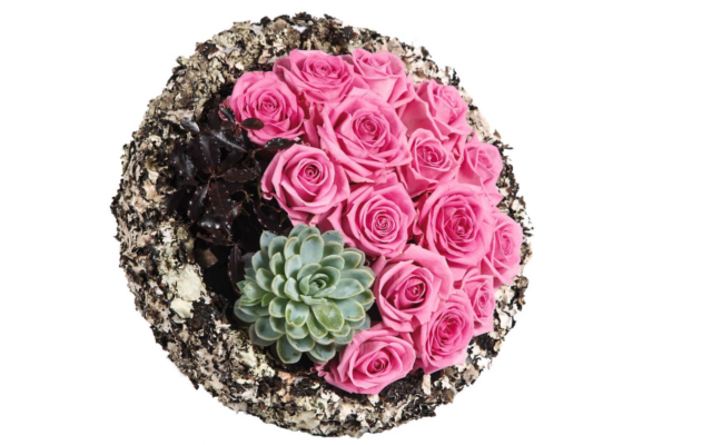 WAFA flower arrangement