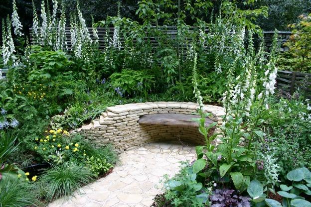 garden bed design, unification