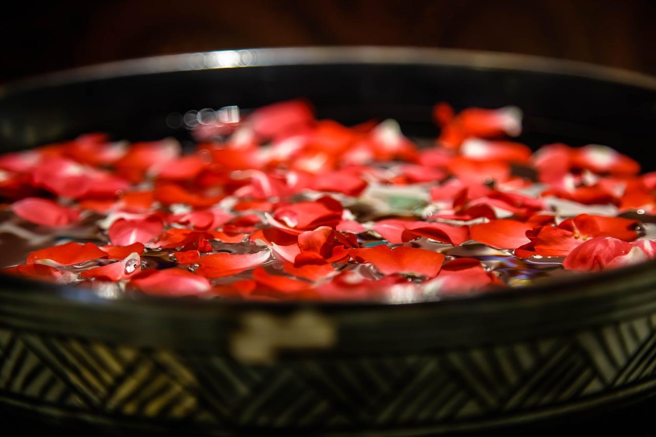 rose aroma