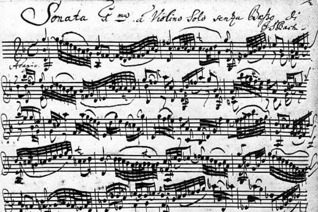 Bach's Violin Sonata No. 1 in G minor (BWV 1001)