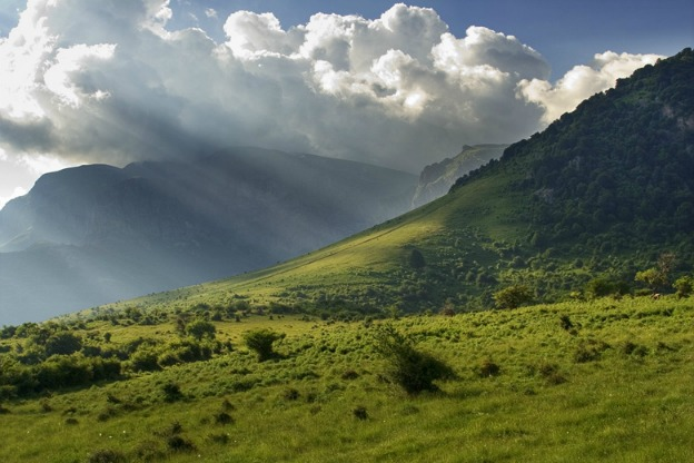 Central Balkan Mountains.