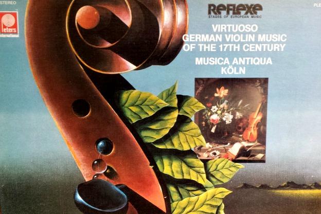 Detail from a 1977 Musica Antiqua Koln LP.