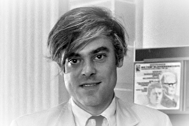 Frans Brüggen, October 3, 1969.