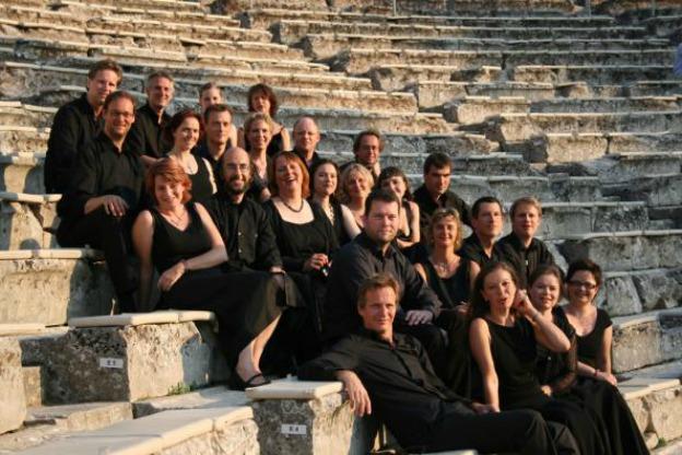 Balthasar Neumann Choir.