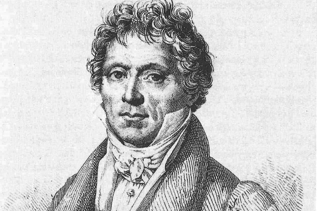 Anton Reicha (1815) by Claude-Marie-François Dien (1787-1865).