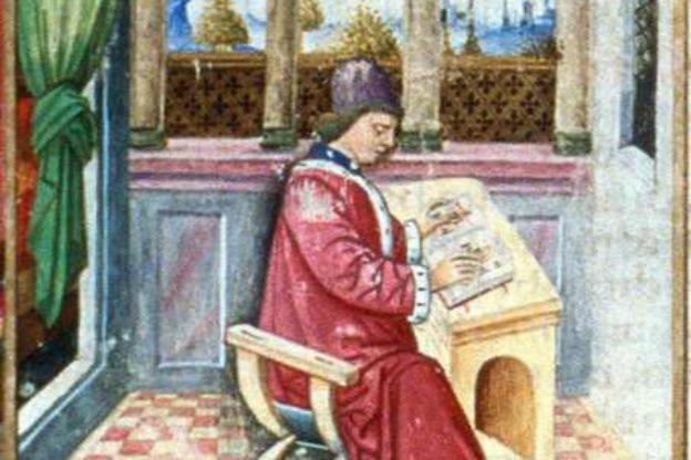 Johannes Tinctoris (Valencia, Biblioteca universitaria, MS 835).