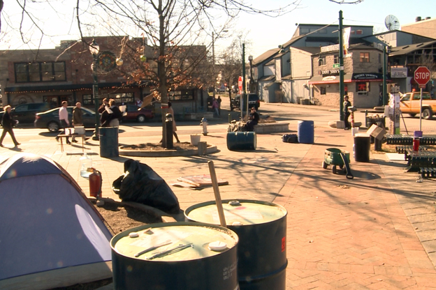 Occupy Bloomington