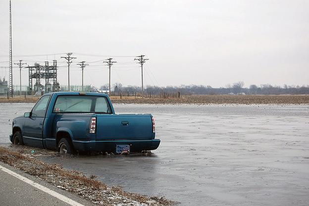 2008 flooding