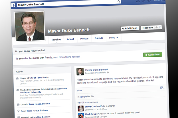 Duke Bennett's Facebook