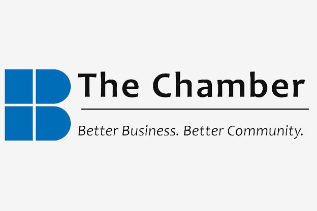 Bloomington Chamber of Commerce logo