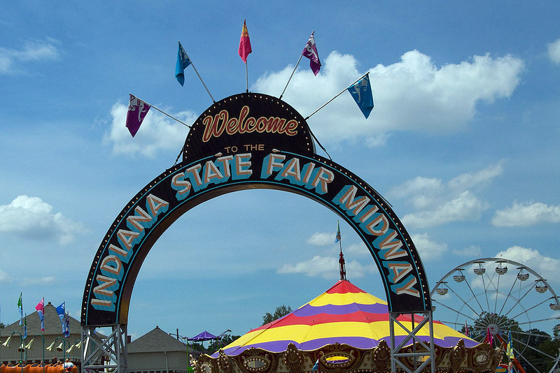 Hoosiers could soon be allowed to buy alcohol at the Indiana State Fair if a proposed bill passes the General Assembly.