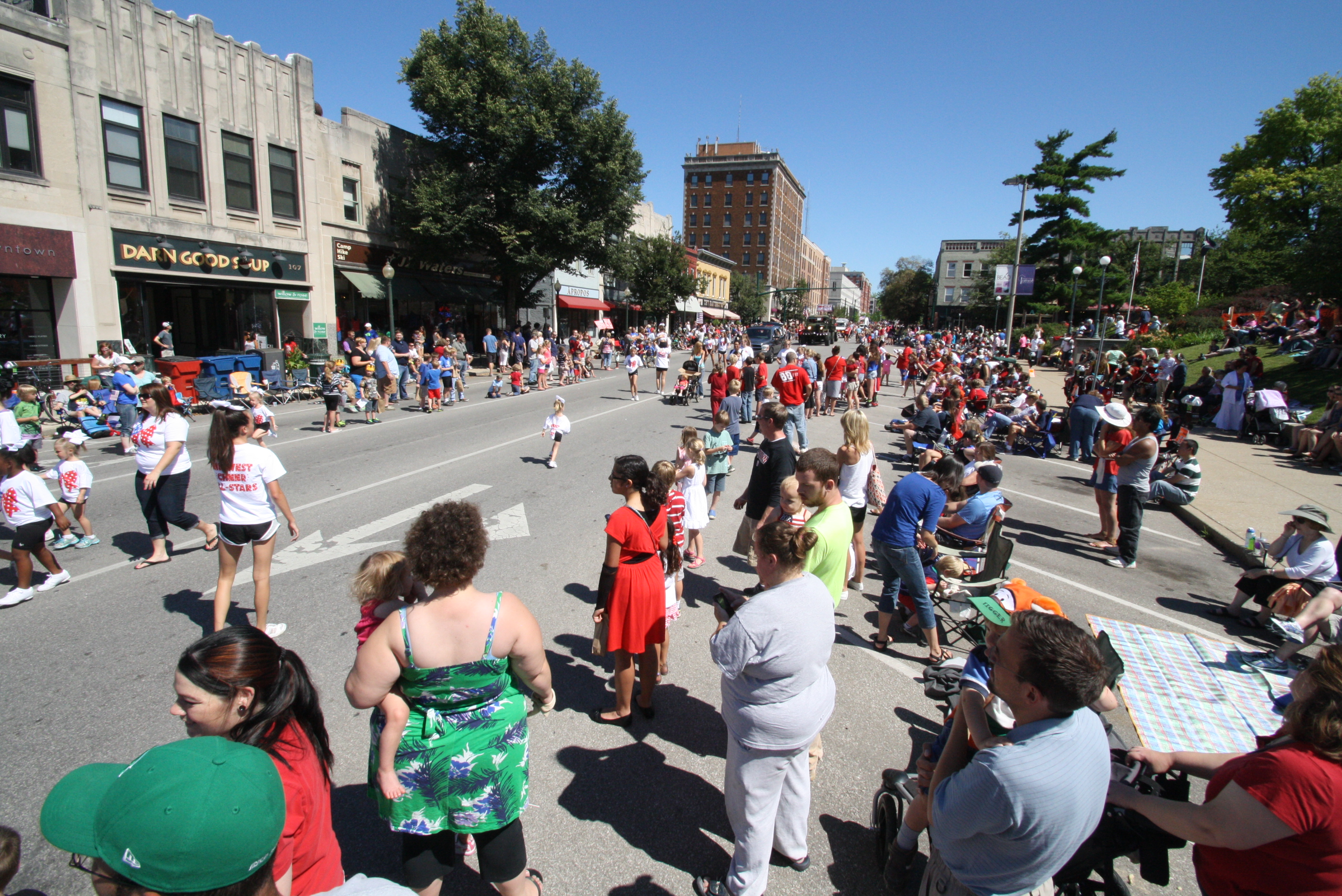 Bloomington's Fourth of July Parade