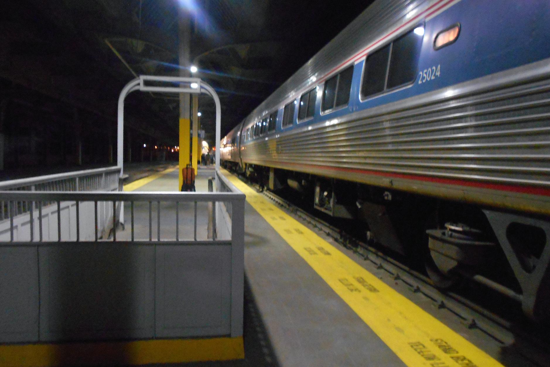 Indianapolis Amtrak Station