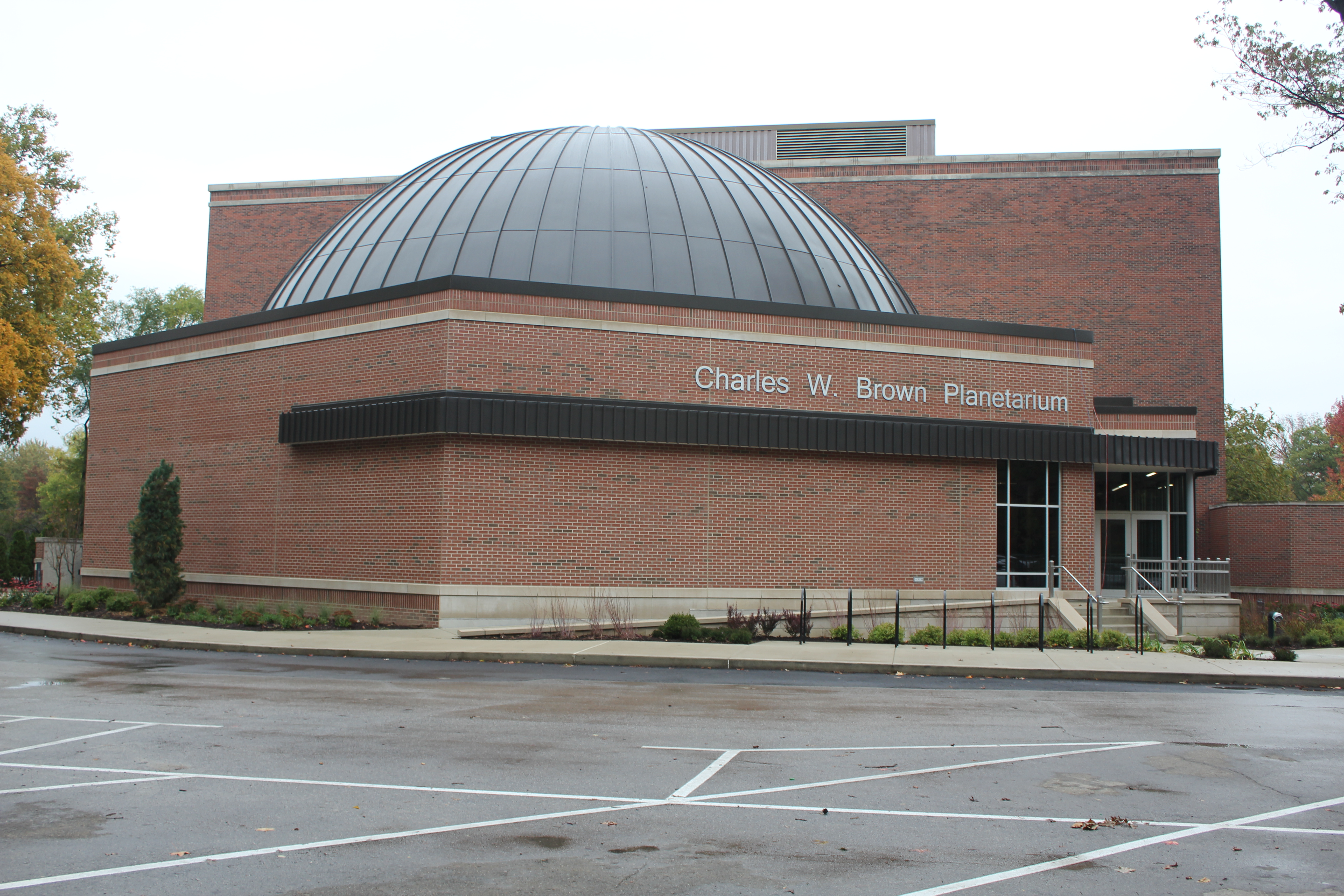 Ball State to open new Charles W. Brown Planetarium