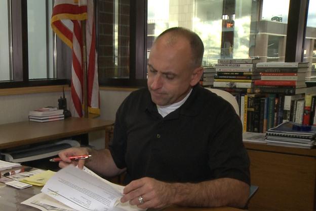 Kokomo Mayor Greg Goodnight