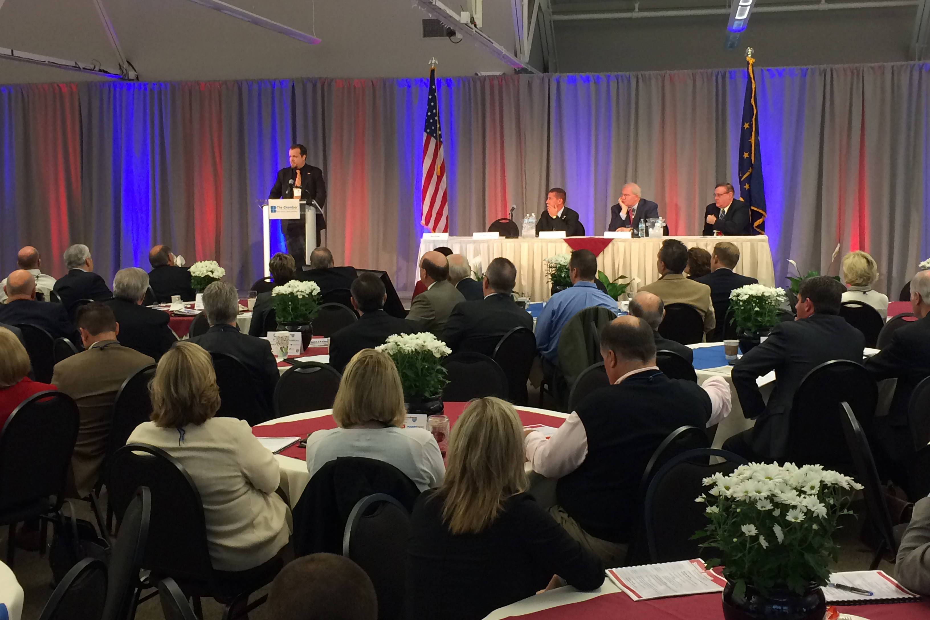 Money was the primary focus of this year's I-69 Regional Summit.
