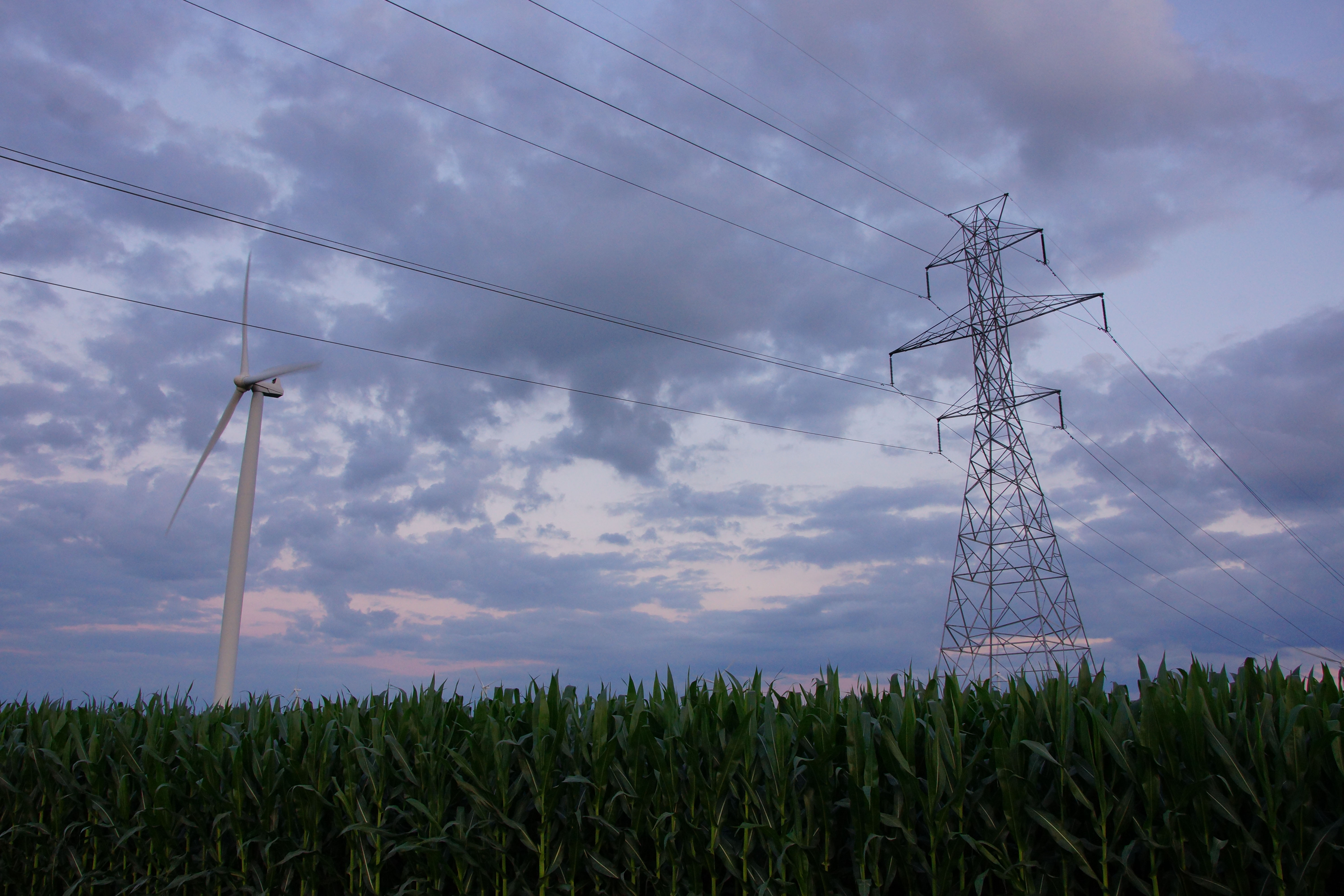 Under the proposed Senate bill, the Indiana Utility Regulatory Commission would be tasked with approving utility companies' energy efficiency plans. (WFIU/WTIU News)