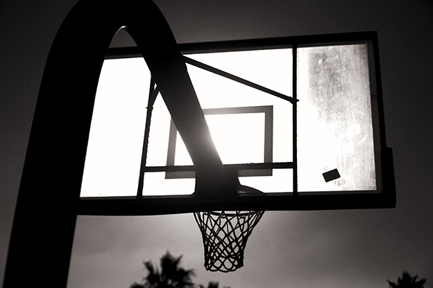 Historian Chandler Lighty says he found documentation of basketball games played before 1894.