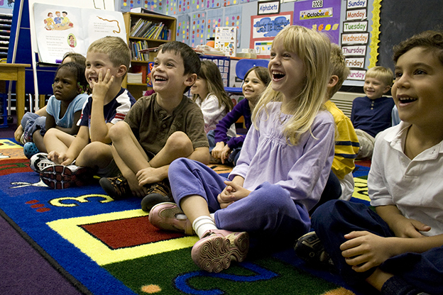 Some schools have decided not to allow 4-year-olds to enroll in kindergarten. (Photo Credit: woodleywonderworks/Flickr)
