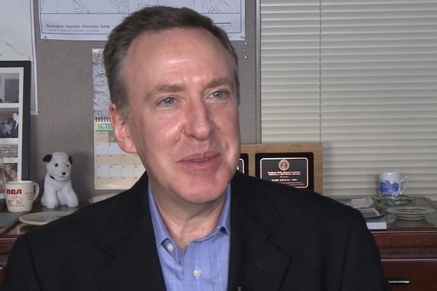 Mayor Mark Kruzan