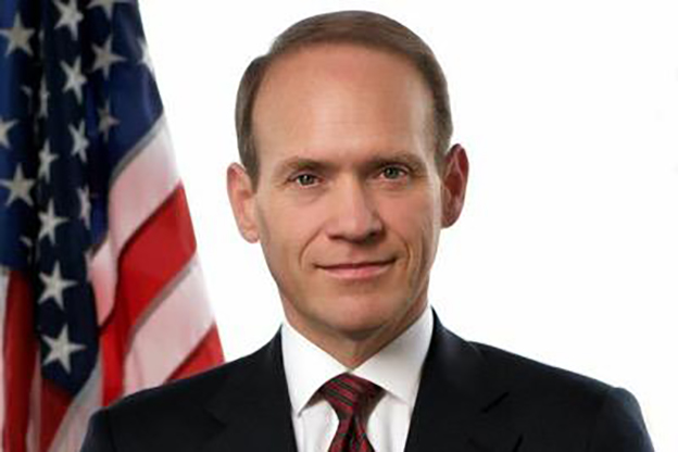Vince Bertram will represent the fifth congressional district as a member of the State Board of Education. (Photo Credit: Vince Bertram/Twitter)