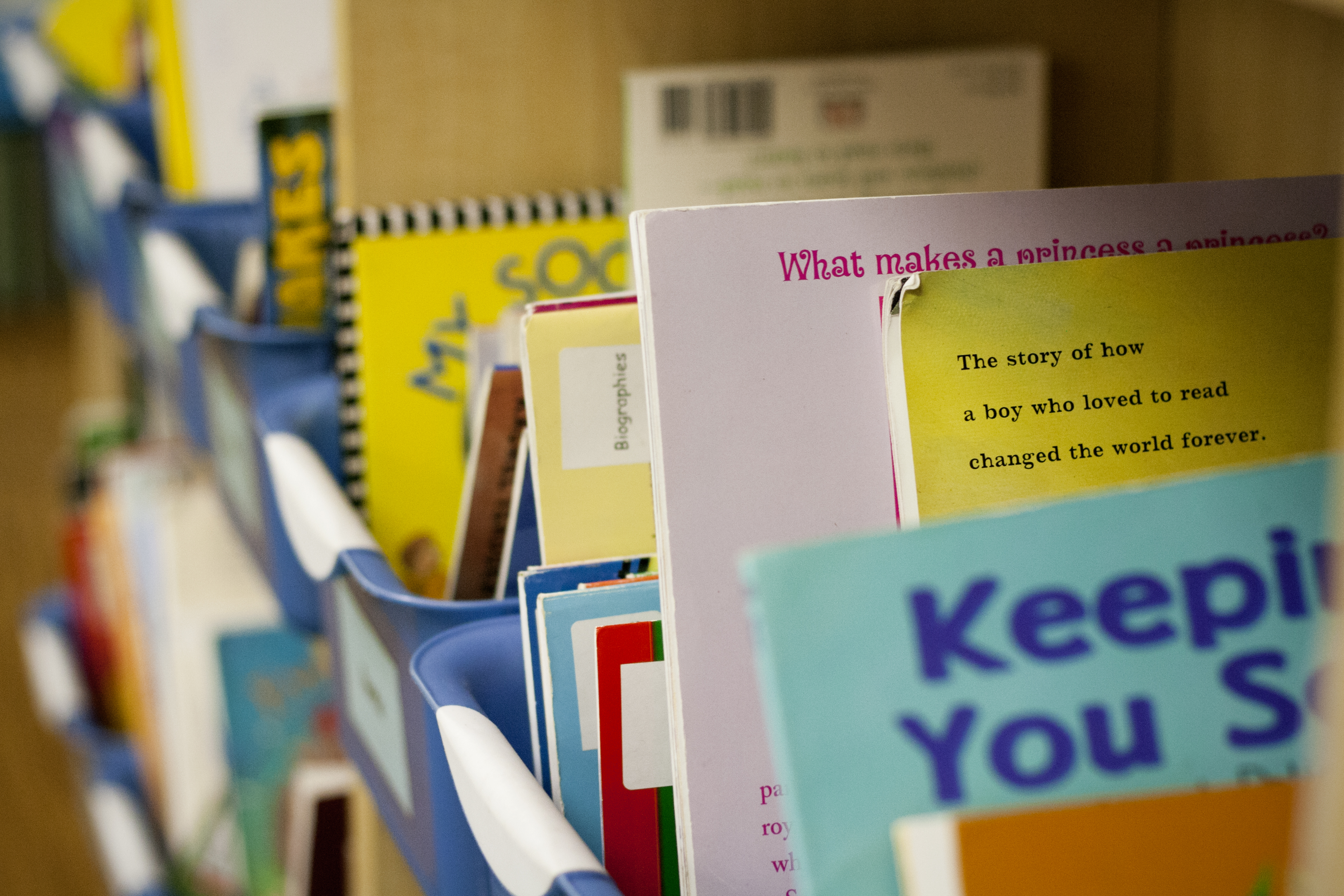Parents with children attending Monroe County Community School Corporation schools have yet to see bills for their child's textbooks.