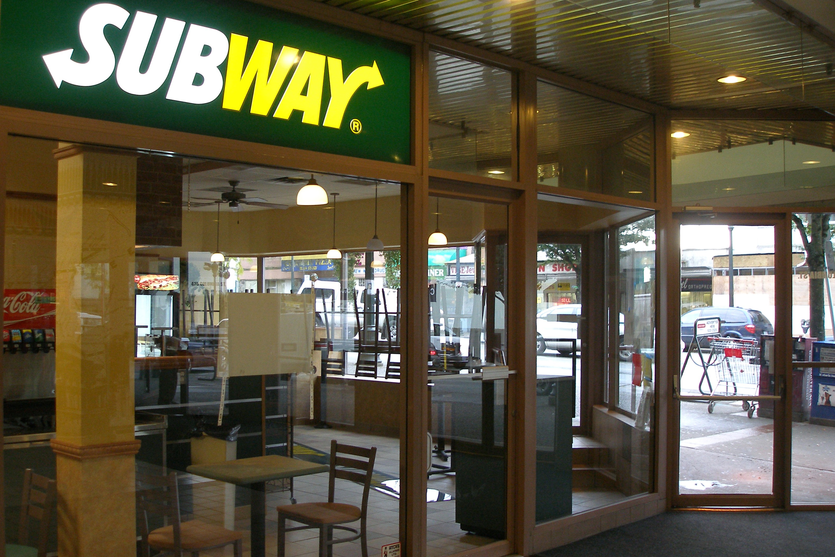 A central Indiana man is suing a Subway where he used to work, claiming he was fired for admitting he was HIV positive.