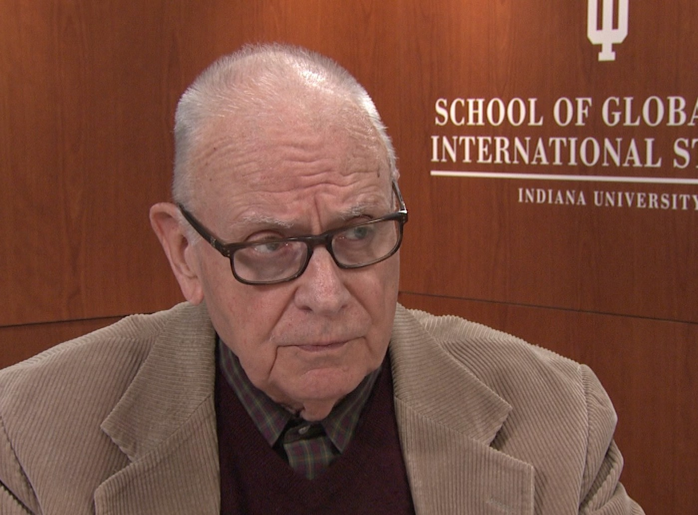 Former Indiana Congressman Lee Hamilton says that bring forces into Syria could be a risk but might add the needed leverage to finding a diplomatic solution for the country.