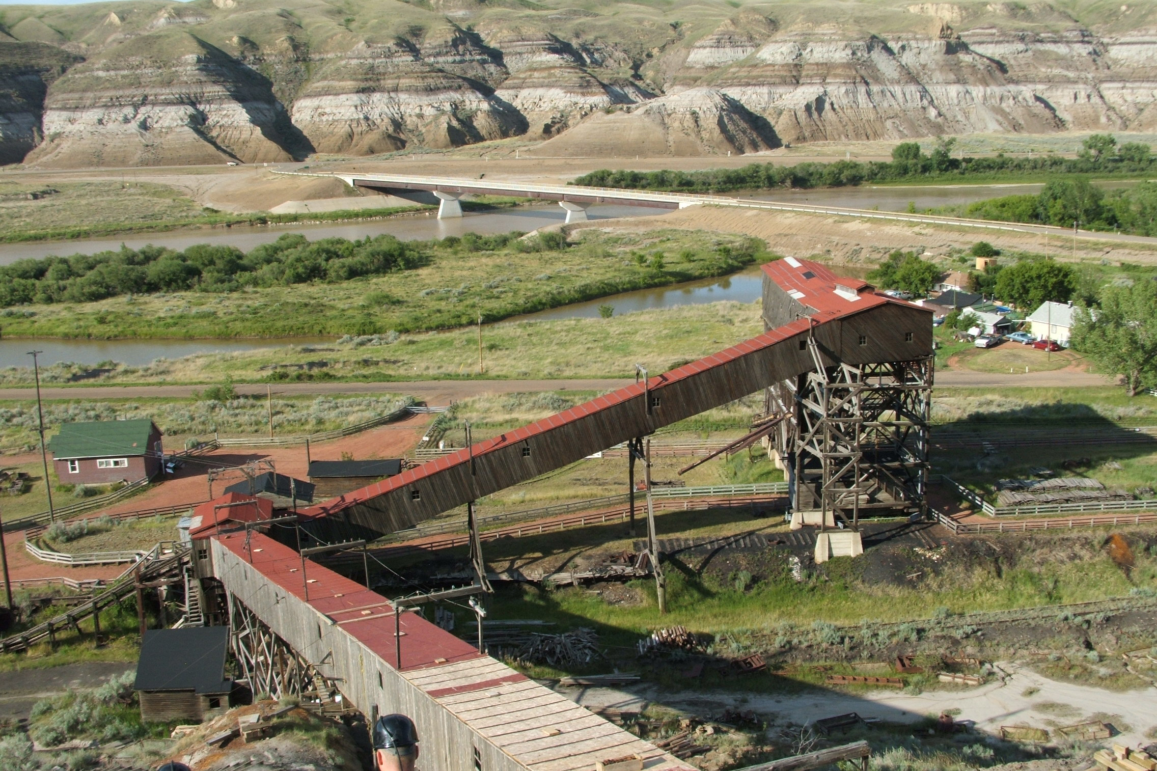 A coal mine safety worker in Indiana has invented a new slide to extract injured miners quicker.