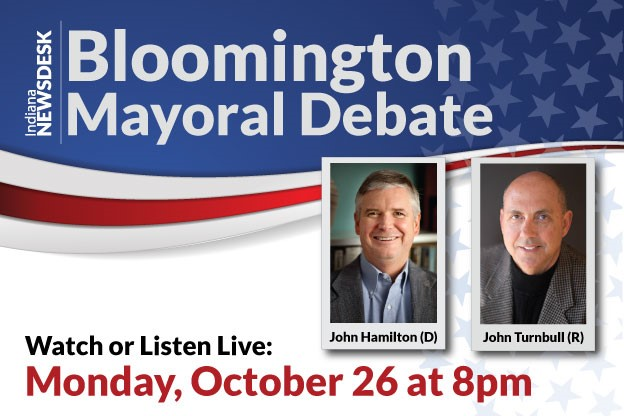 We want your questions for our upcoming Bloomington Mayoral Debate.