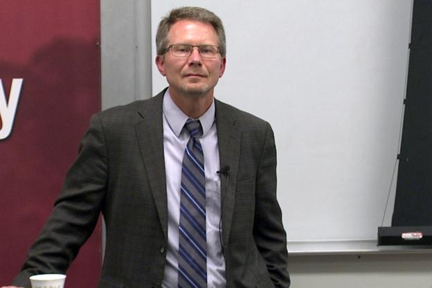 Dr Kevin Guskiewicz