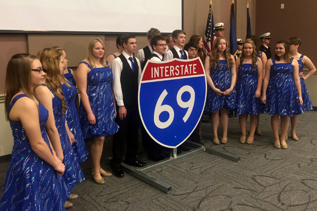 I-69 Section Four Grand Opening