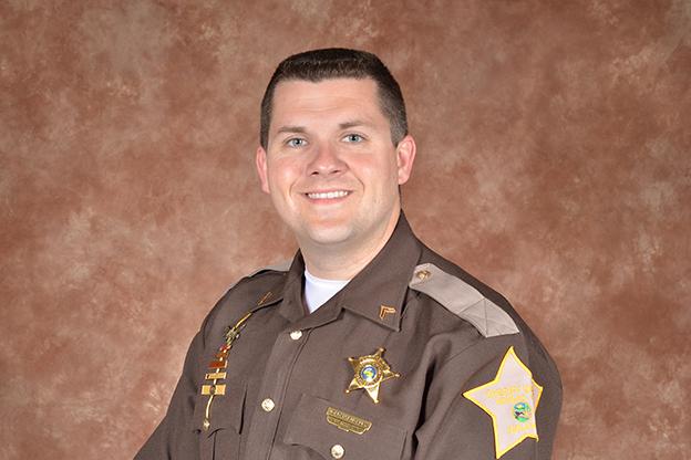 Sgt. Jordan Buckley of the Howard County Police.