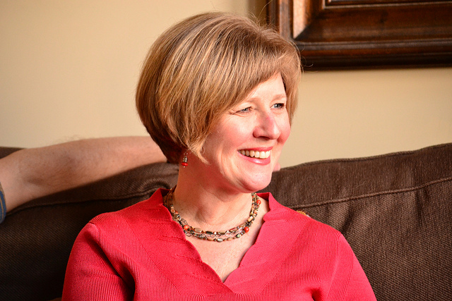 U.S. Rep. Susan Brooks (R) from Indiana's 5th district.