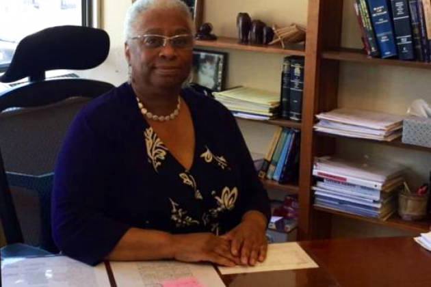 Judge Barbara Crawford presides over Marion County's Behavioral Health Court.