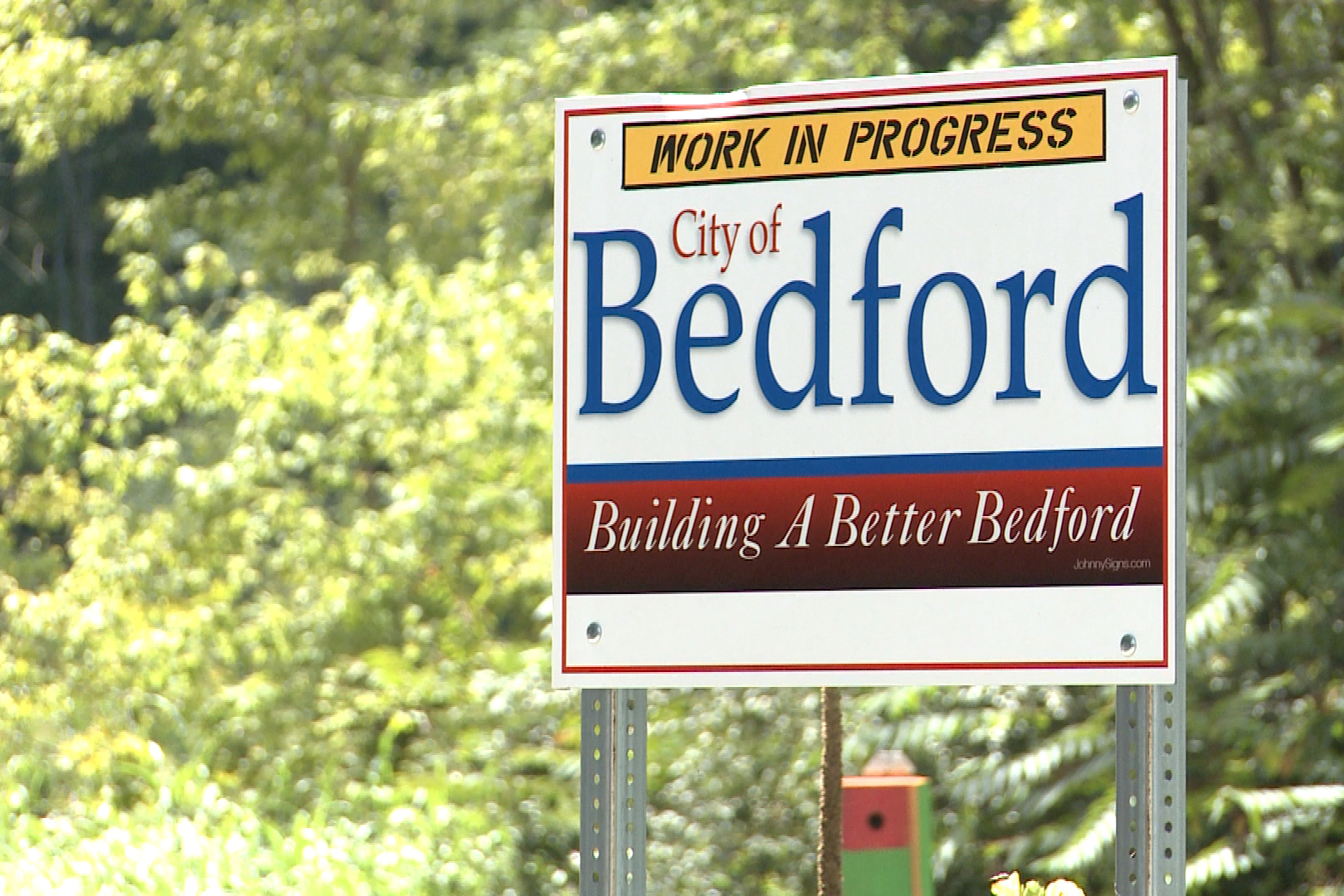 Bedford City Council members voted 6-0 Tuesday night in favor of the city's share.