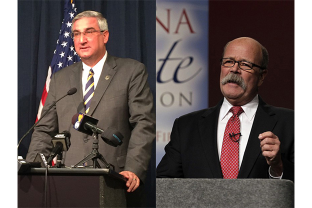 Two televised evening debate among the gubernatorial candidates are being planned for October.