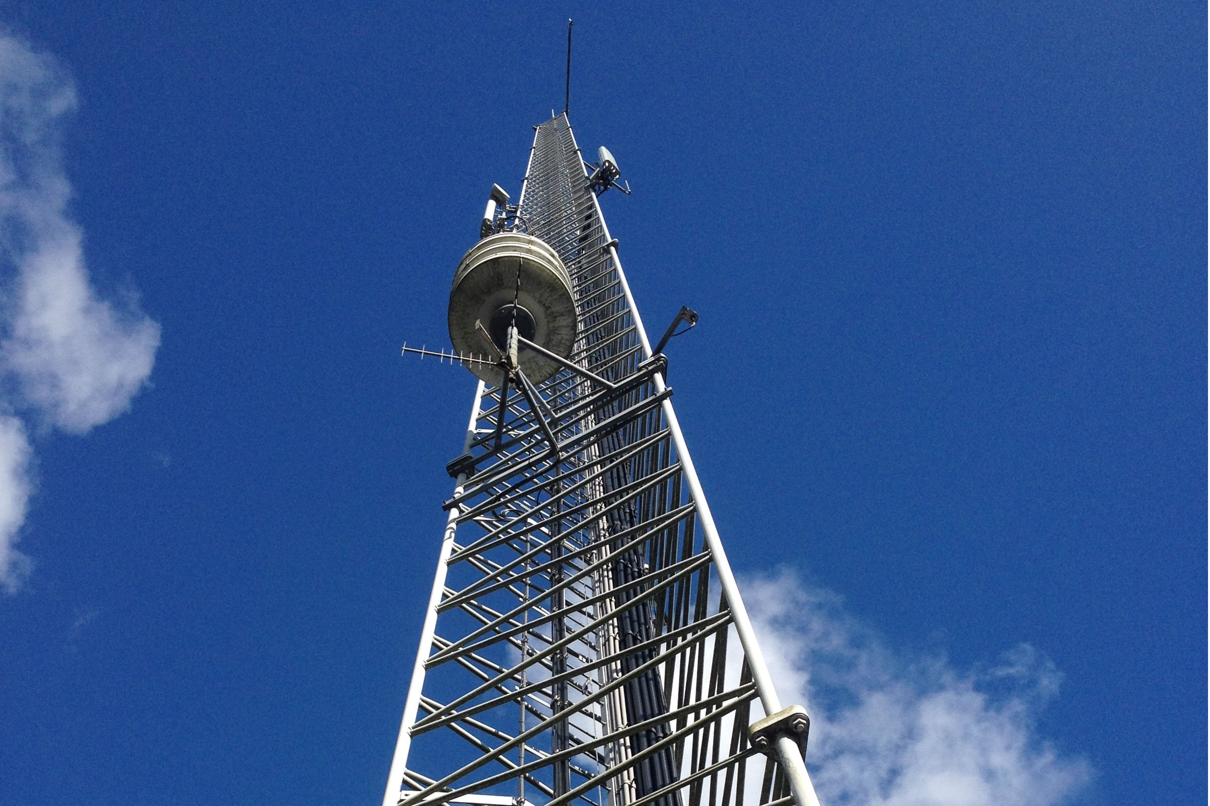 Under the deal, Agile Netoworks would manage, operate and market cell towers within the state.
