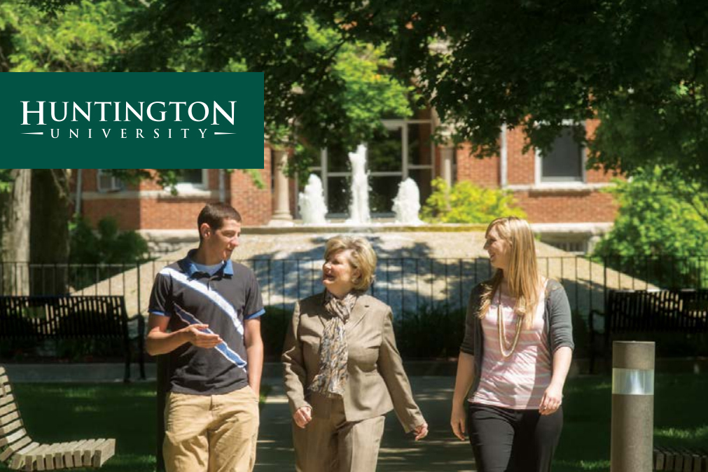 Huntington is a private university based in Indiana.