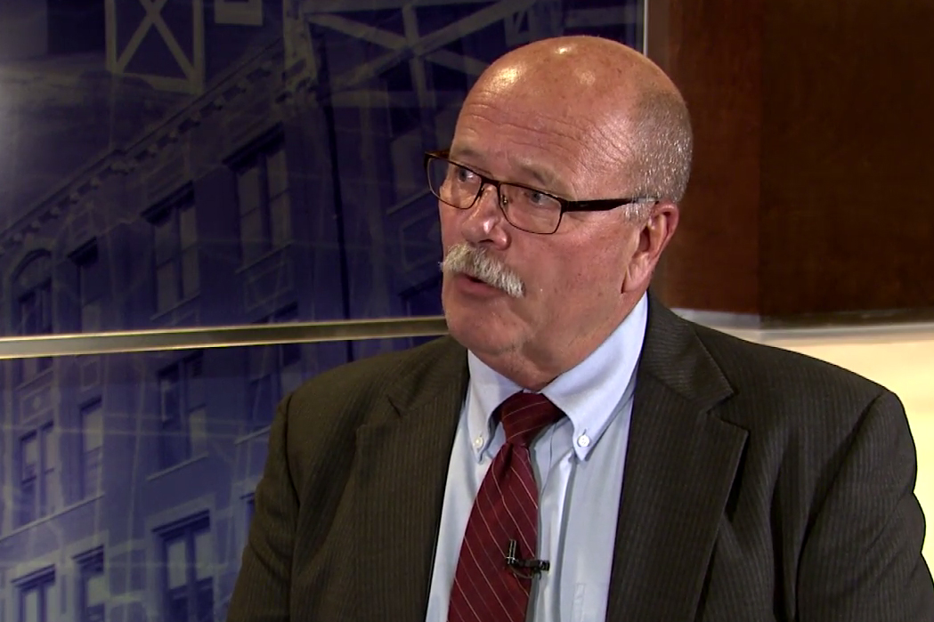 John Gregg, Democratic candidate for Indiana Governor.