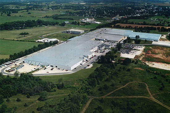 Orleans' million-square-foot Paoli furniture factory will close by this time next year.