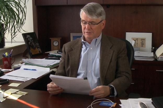 Mayor John Hamilton