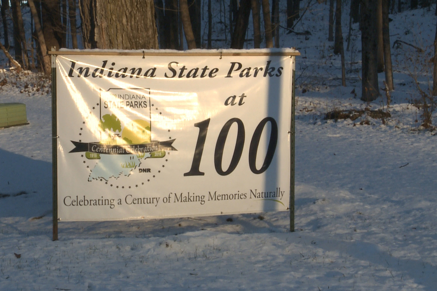 2016 marks the 100th anniversary of the founding of Indiana's state parks.