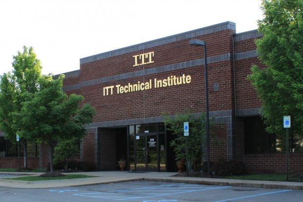 ITT Technical Institute campus (WFIU/WTIU news file photo)