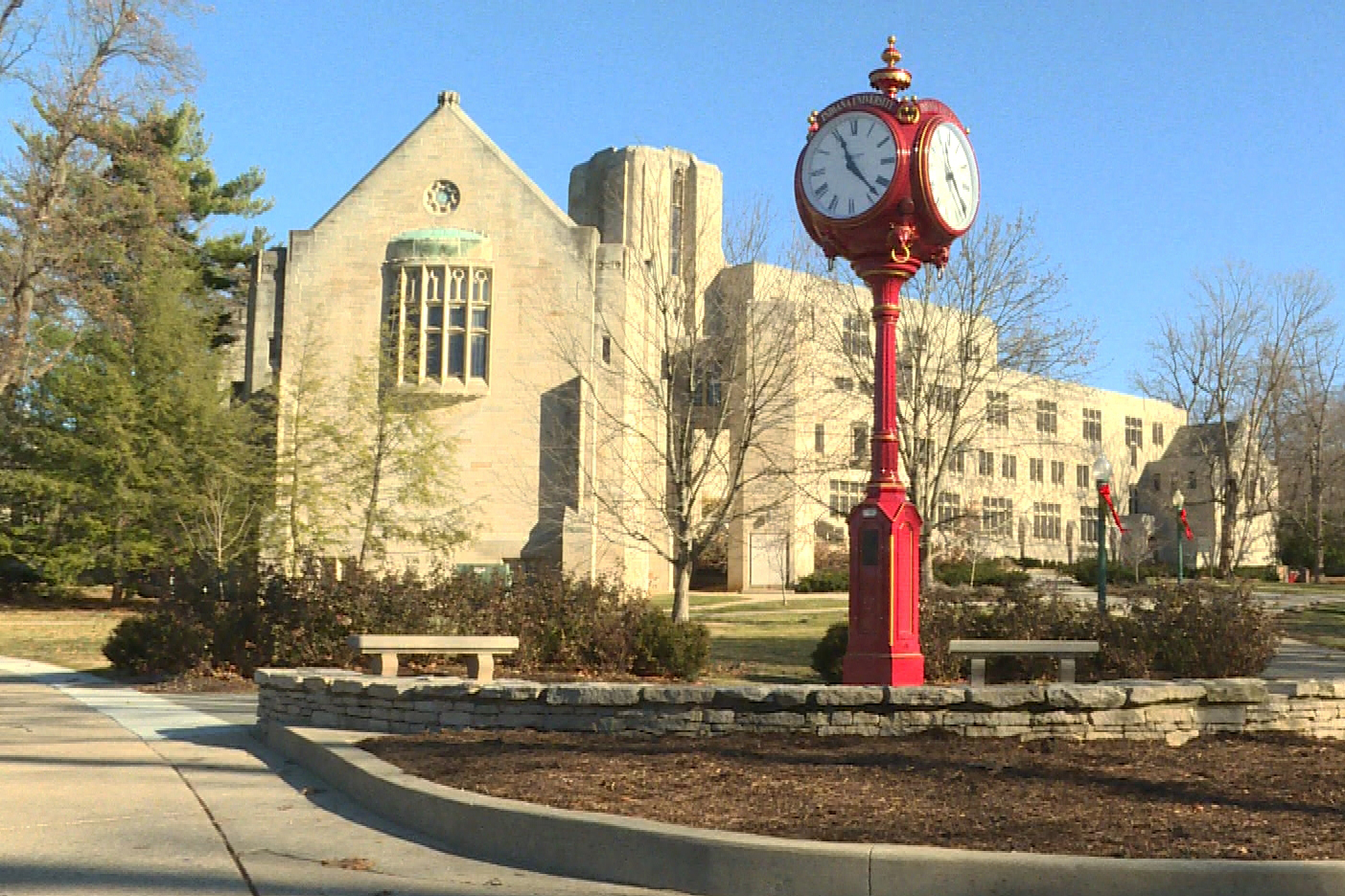 An Indiana University student says Guo Ping Wang sexually assaulted her on campus.
