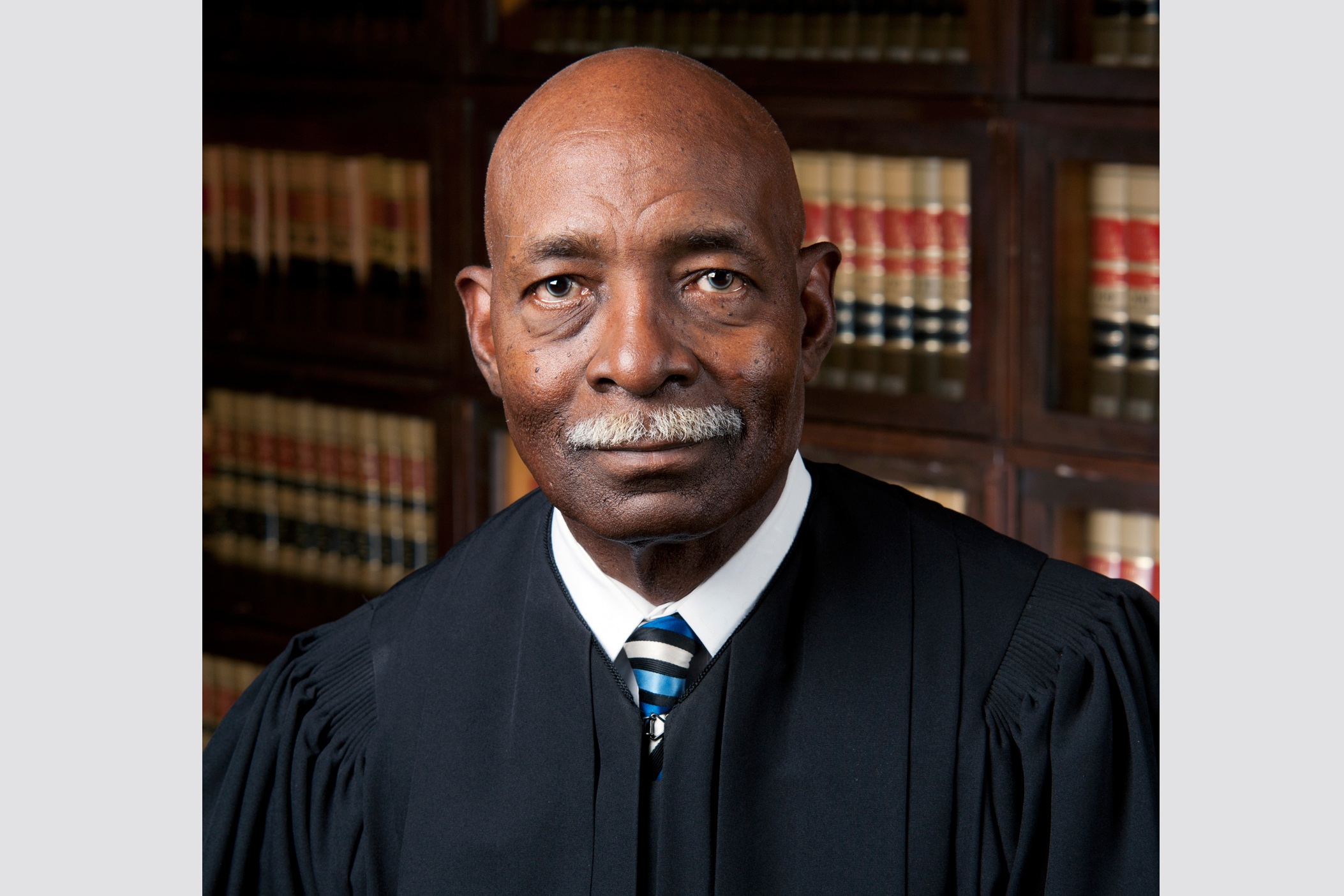 Indiana Supreme Court Justice Robert Rucker has served since 1999.