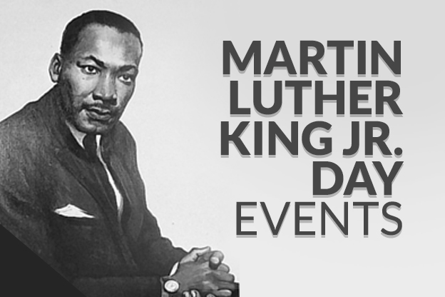 Cities throughout Indiana will host events for Martin Luther King, Jr. Day.